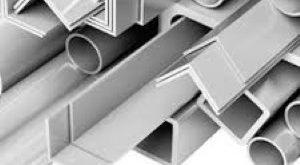 نبشی آلومینیوم آلیاژ 6000