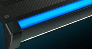 شرکت تولید کننده پروفیل آلومینیومی لب پله چراغ دار