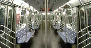 پروفیل آلومینیومی واگن قطار مترو