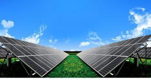 پروفیل آلومینیوم پنل نیروگاه خورشیدی